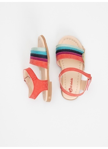 LC Waikiki Sandalet Kırmızı